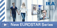 Video IKA EUROSTAR Series - VDC